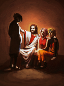 Naruto Jesus